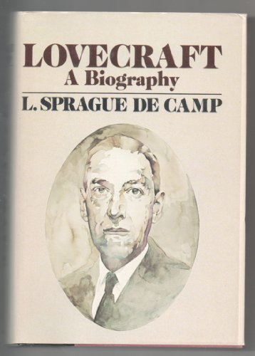 Lovecraft; A Biography, 0385005784 Book Cover