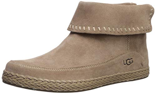 UGG Women's Varney Ankle Boot, Amphora, 7 M US