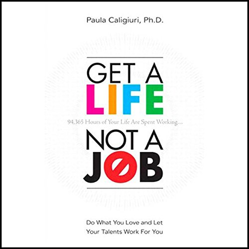 Get a Life, Not a Job audiobook cover art
