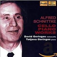 Schnittke: Cello Piano Works