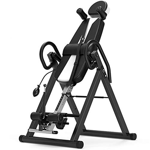 Best Price Kindlov Inversion Table Heavy Duty Gravity Inversion Table Back Neck Pain Exercise Therap...