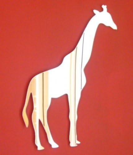 Super 安心と信頼 Cool Creations Giraffe Mirror - 32cm x 45cm 豪華な