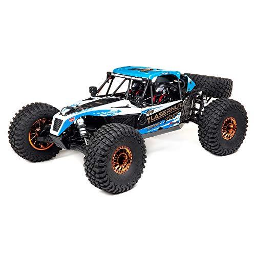 LOSI RC Buggy 1:10 Lasernut U4 Blue, SMART ESC: 4WD RTR