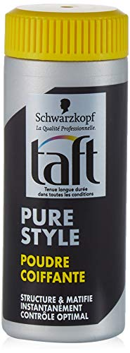 Taft - Pure style, polvere per capelli, 10 g