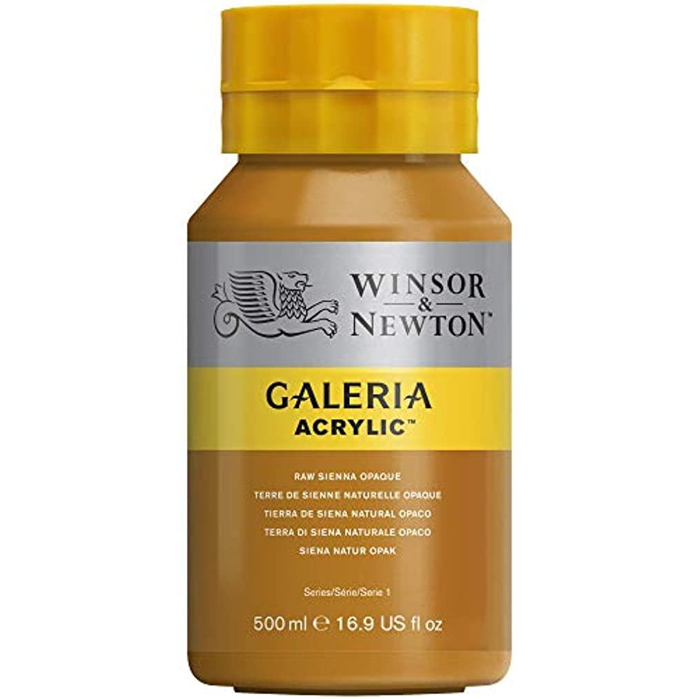W&n Galeria 500ml Raw Sienna Opaque