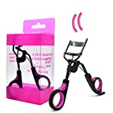 Eyelash Curler with Advanced Silicone Pressure Pad, For Dramatic Lash Look