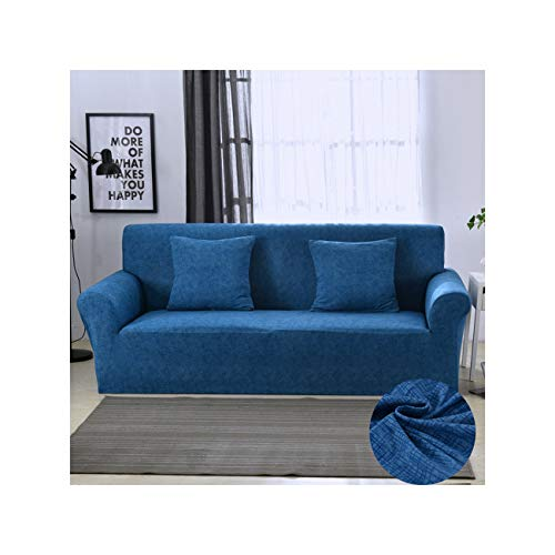 Page Harrington644000 Stretch Slipcovers Sectional Elastic Stretch Sofa Cover For Living Roomr L Shape Armchair Cover Single/Two/Three Seat,Color 12,1-Seat 90-140Cm