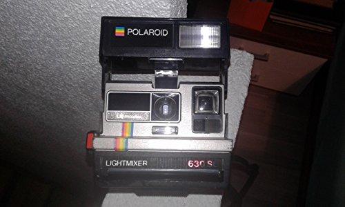 Fotoapparat Kamera Camera POLAROID LIGHTMIXER 630 - für POLAROID 600 Filme -- RARE - SAMMLERSTÜCK - SIEHE FOTOS