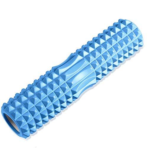 Columna de yoga ZBK, rodillo de masaje de espuma de fitness, masaje de relajación muscular para hombres y mujeres-3 colores