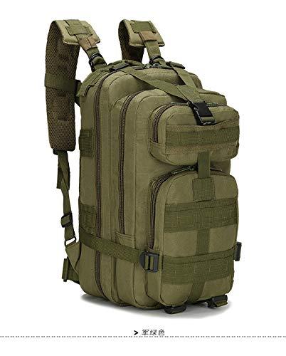 OASIS LAND Backpack Waterproof Rucksacks Outdoor Sports Camping Hiking Trekking Fishing Bags 1000D Nylon-9-OneSize