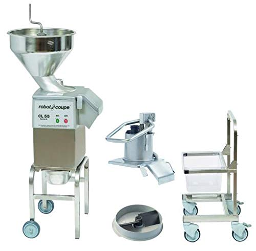 Sale!! Robot Coupe CL55 Workstation Commercial Food Processor Workstation