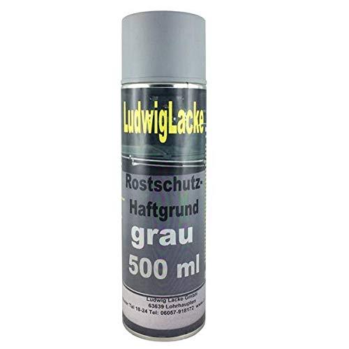 Haftgrund grau 1 x 500ml Spraydose Rostschutz Grundierung für Autolack