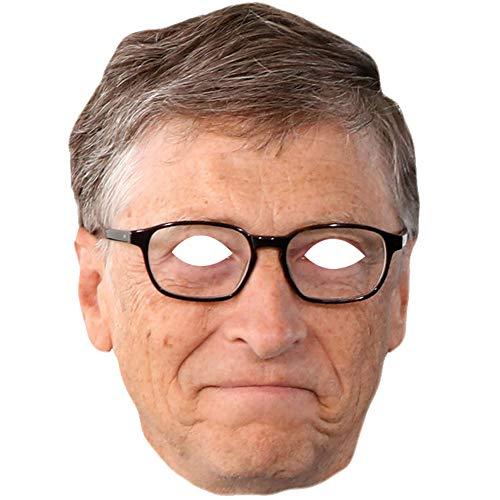 Lord Fox Bill Gates Gesichtsmaske für Partys