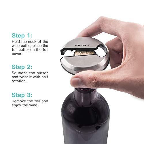 best wine bottle foil cutter