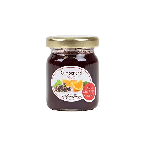Wolfram Berge Cumberland Sauce, 8er Pack (8 x 50 ml)
