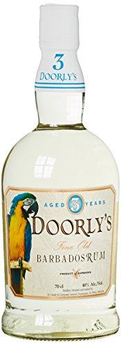Doorlys 3 Jahre White Barbados Rum 47% vol. (1 x 0.7 l)