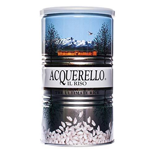 Reis im Alter von 1 Jahr 1kg - Acquerello in Zinn - Karton 6 Stück