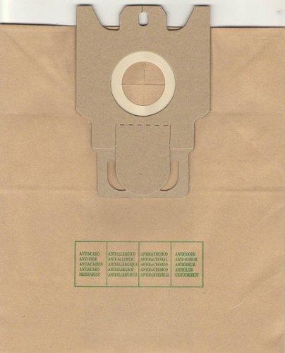 Elettrocasa Me 3Dust Bag–Vacuum Zubehör & Supplies (Dust Bag, Grey, Paper, Miele Ambiente Miele AS 7000Miele Best Parkett S 4281/S 4282Miele Black Diamond/Blue Magic Miele)