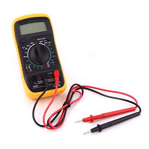 Affordable XL830L Digital Multimeter Voltage Tester Ammeter Multi Meter AC/DC Voltage Amp Current Re...