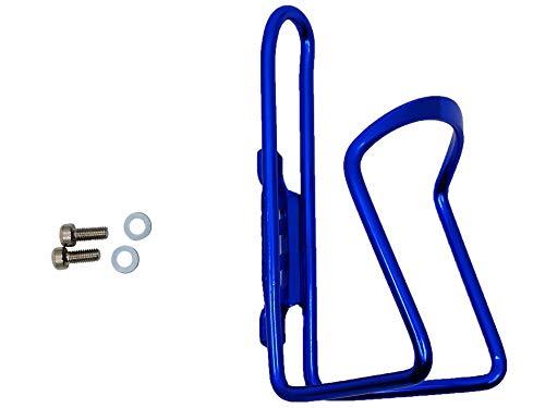 JABs Aluminium Trinkflaschenhalter Rennrad Flaschenhalter Fahrrad Getränkehalter Blau