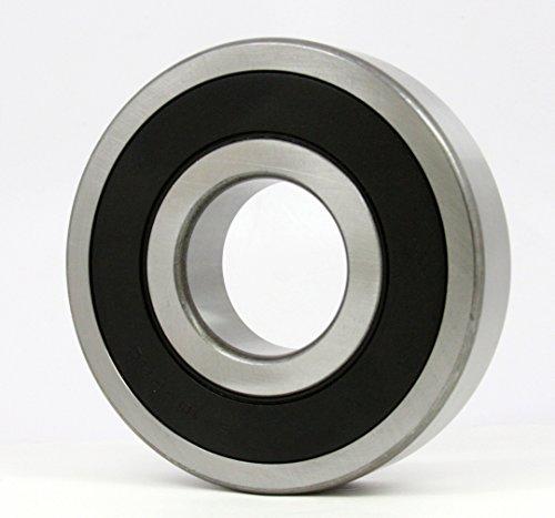 Rodamiento de bolas radiales de goma de 20 mm x 47 mm x 14 m