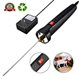 GOCHANGE Foam Cutter, Cutting Machine Pen Electric Hot Knife Foam Cutter with Button and Power...