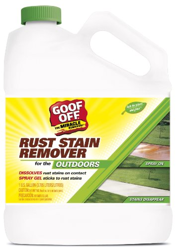 RustAid GSX00101 Goof, 1 Gallon GAL Rust Stain Remover