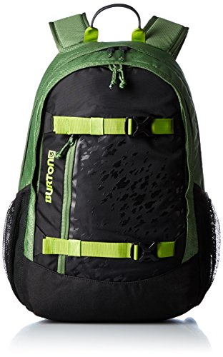 Burton Mochila Day Hiker 25L Verde / Negro 33 x 16 x 48 cm, 25 Liter