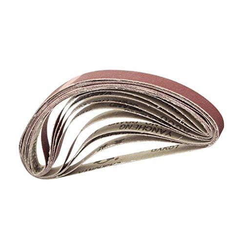 LOVIVER Confezione Da 10 Alluminio - # 400