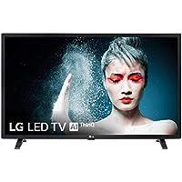 "LG 32LM6300PLA - Smart TV Full HD de 80 cm (32"") Works With Alexa, Procesador Quad Core, HDR y Sonido Virtual Surround Plus, color negro"