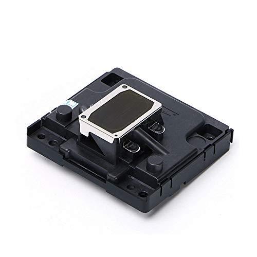 Accesorios de impresora Cabezal de impresión F181010 Cabezal de impresión compatible con la impresora Epson SX130 SX125 TX100 ME2 TX219 C90 C92 D92 SX120 SX127 ME340 ME320 T26 T27 TX106 (Color: Dorado