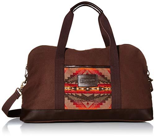 Pendleton Men's Weekender Duffle Bag, Sierra Ridge - Tan, 1-SZ