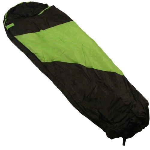 Kaufland 40?Superlite Mummy Sleeping Bag Green/Black by Kaufland