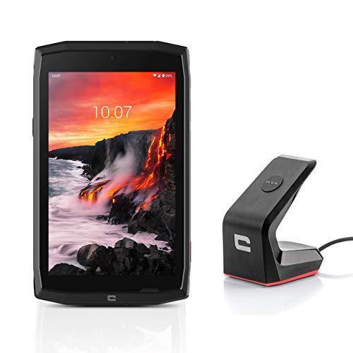 CROSSCALL Pack : Core-T4 (Tablette et smartphone) + X-Dock (Station de charge et de transfert de données)