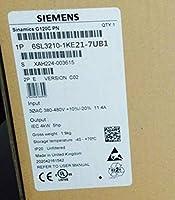 6SL3210-1KE21-7UB1 G120C統合インバータ7.5KW 3AC380-480V