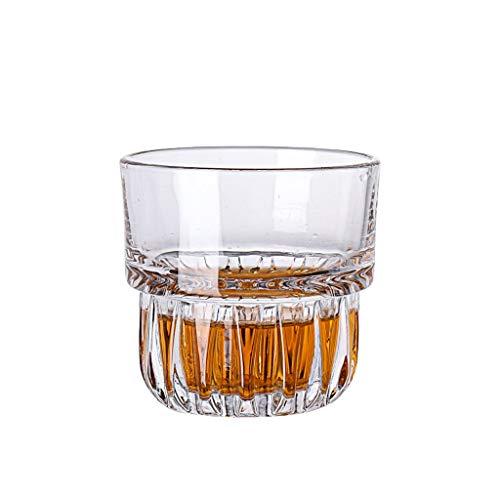 Verre à vin en verre trempé verre à whiskey Verres à vin blanc Accueil Spiritueux Mugs Tasses à bière Tasses à bière Verre à vin célèbre Verre trempé à verre JXLBB