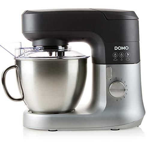 Domo DO9182KR Küchenmaschine, 1000, Kunststoff, Mehrfarbig