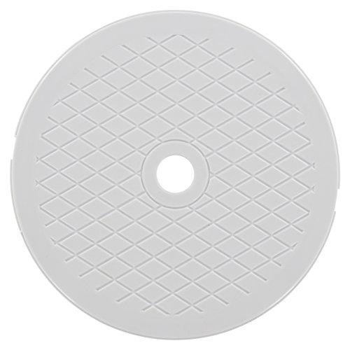 Steinbach Skimmer Accesorios Tapa para Skimmer S1, Color Blanco, diámetro 195mm