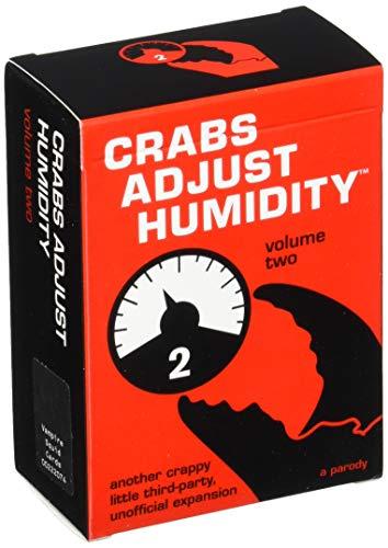 Vampire Squid Cards VSCCAH01 Krabben Einstellung der Luftfeuchtigkeit Lautstärke 1 Kartenspiel
