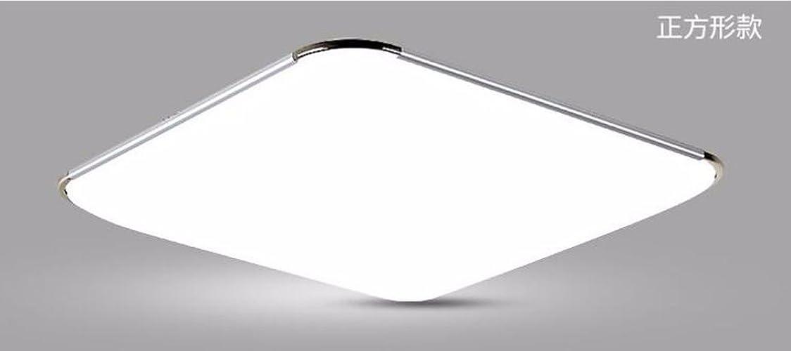Plafonniers liwenlong Lampe de plafond LED éclairage restaurant salon chambre à coucher, 65  65cm lumière blanche