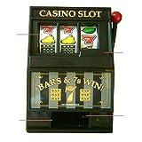 N/H máquina tragaperras alcancía fruta máquina caja de dinero banco de monedas casino Jackpot Las Vegas juegos de mesa tragaperras licor bar regalos