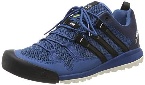 adidas Herren Terrex Solo BB5562 Fitnessschuhe, blau (Azubas/Negbas/Maruni), 40 1/3 EU