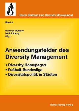 Anwendungsfelder des Diversity Management
