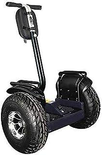 OUTSTORM 4000w/ 84v قدرتمند Off Road برقی Self Balance Golf Cart Vehicle/ 34 Miles Range/ 13MPH Speed/ 8.8Ah Battery/ 19in Wheels