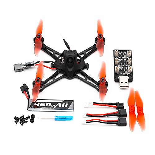 EMAX Nanohawk X 3 inch BNF Drone 1s FPV 5.8G Tiny Micro Outdoor Racing Quad FRSKY