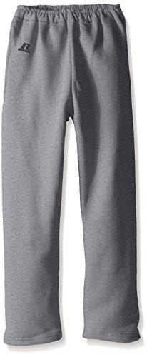 Russell Athletic Boys Dri-Power Fleece Sweatshirts, Hoodies & Sweatpants, Sweatpants-oxford, L