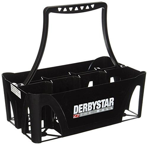 Derbystar Trinkflaschenhalter, Für 8 Trinkflaschen, schwarz, 4093000000