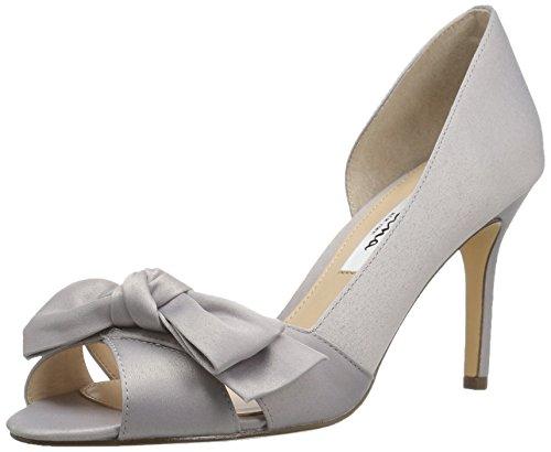 NINA Damen Forbes2 Dress Pump, Silber (Adidas Sportschuhe mit Stollen), 35.5 EU