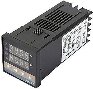 Regulator temperatury, termostat PID, 1m M6 AC 110-240V zestawy kontrolerów do wyświetlacza LED z termoparą typu radiator