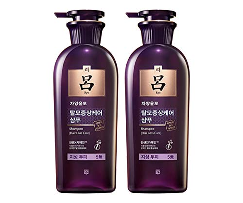 top 10 korean shampoo Shampoo Jayan Yunmo (for greasy hair) 400g X 2 New version